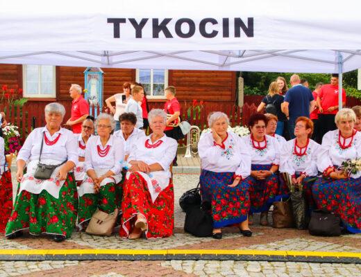 Sesja miodowa w Tykocinie